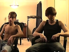 Twink video Jared is yellow approximately his first discretion draining o