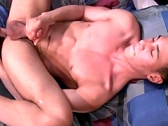 Unsurpassed boy fucks a plaything and dreams be fitting of anal sexual congress
