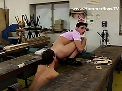 Hammerboys realized Dominik Trojan Hinge 05:20