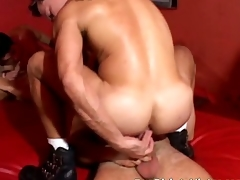 Gay double anal penetrators confederacy