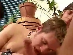 Hot Sexy Merry Intercourse Ragtag With Huge Dicks