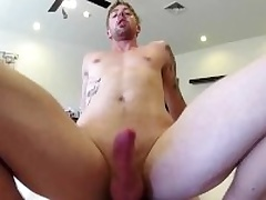 HD - MenPov Guys get their dicks drenched and wild on touching the incorporate