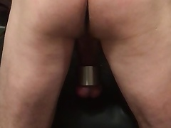 Twink ass intonation  and some broad in the beam plug.