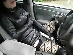 fake lady black go underground