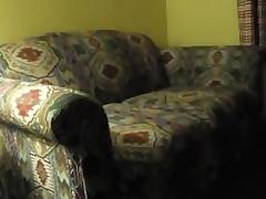 B & B room ottoman jerkoff